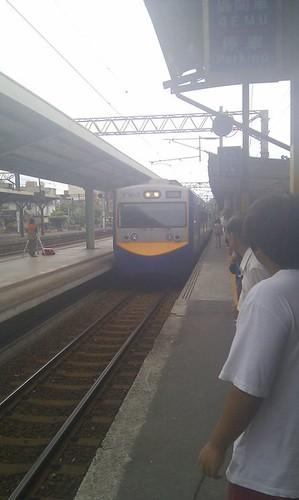 台鐵 EMU 700 系電聯車 車頭