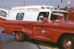 RA 60 Accident Aug. 1964