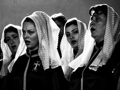 (ubiquity_zh) Tags: church choir women singing armenia echmiadzin etchmiadzin  ejmiatsin