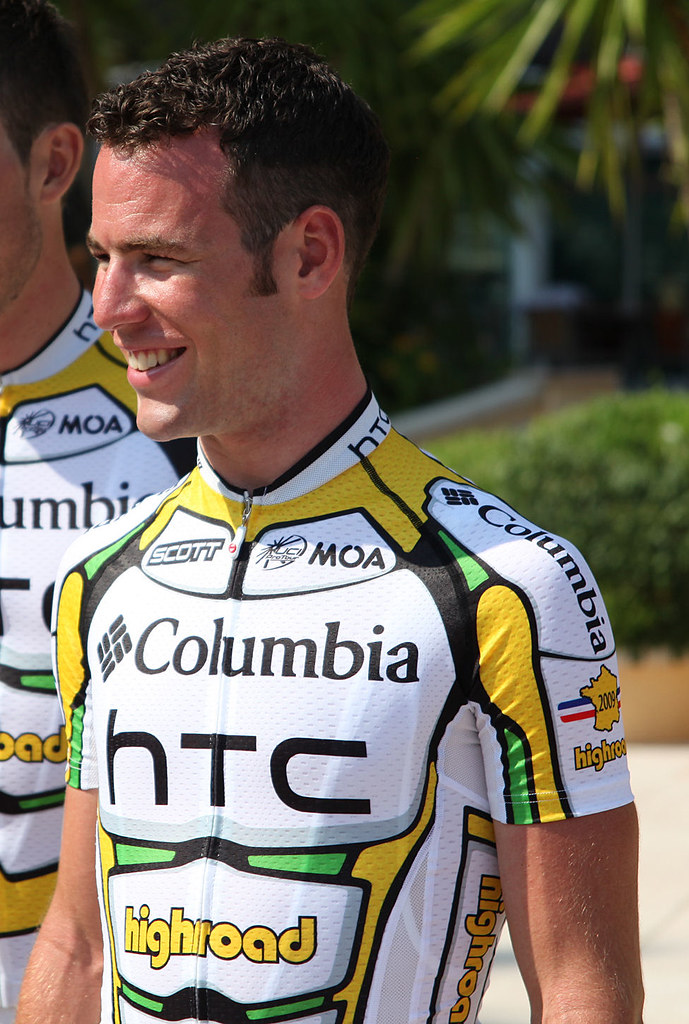 Pictures of Mark Cavendish