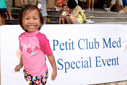 Petit Club Med special event
