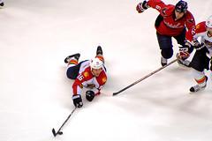 Sturm From Ice (clydeorama) Tags: usa ice hockey nhl washingtondc dc washington florida caps icehockey center panthers puck verizon capitals sturm nationalhockeyleague verizoncenter