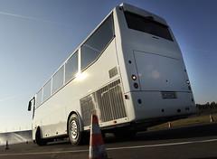 VDL Omnibus Sicherheitstraining Lausitzring 13.11.2011 III