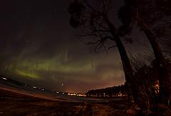 20120413 aurora borealis at Lugnvik