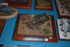 Modellismo (TAPS91) Tags: phoenix car model 1st iii contest scout canadian piemonte biennale cinque brigade th armoured m3a1