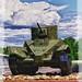 Soviet High-Speed Tank BT-2  Советский быстроходный танк