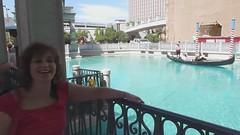 Some singing via the gondola rides at the Venetian (Tatiana12) Tags: venice movie video tour singing lasvegas nevada style strip gondola venetian hotels 2012