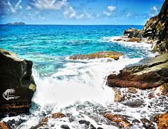 White Rocks (ilandman4evr) Tags: beach landscape nikon details beachlife line shore stthomas 18200mm ilandman4evr