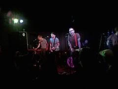 Tellison @ The Croft, Bristol (04/05/2012) (danncove99) Tags: show music rock dark bristol lights concert keyboard punk guitar live gig crowd band croft singer venue tellison