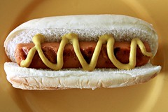 Hot Dog Blog 2012 (piank) Tags: hotdog vegan vegetarian mustard summertime smartdog