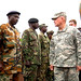 Sierra Leone troops complete AMISOM deployment training