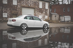 """Reflections (Andrew """"Shutter"""") Tags: vw reflections volkswagen 50mm nikon low clean bags lowered slammed mkvjetta airlift mkv bagged d600 fitted mk5 fitment nikond600 alphards airedout bagriders mk5jetta baggedmkv baggedmkvjettaalphards baggedmkvjetta"""