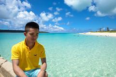 -Miyako Island Japan (J.D Chen ) Tags: trip travel blue sea summer vacation coral japan island nikon tour  nippon okinawa backpacker miyakojima f28 d800 island      1424  miyako  nikonnanocrystalcoat