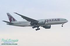 A7-BBH (PHLAIRLINE.COM) Tags: flight airline planes philly boeing airlines phl spotting qatar 2010 bizjet generalaviation spotter philadelphiainternationalairport kphl a7bbh 7772dzlr