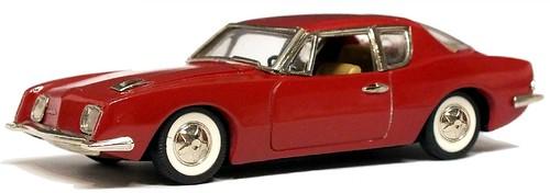 Buby Collector Studebaker 1964 Avanti (2)