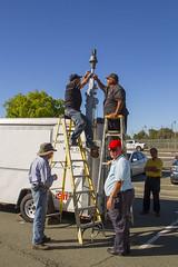 IMG_6040ar-2000px (odyssey570) Tags: fieldday antenna shortwave publicservice hamradio amateurradio solarpower dipole shortwaveradio hfradio dipoleantenna mdarc amateurradiofieldday hamradiofieldday mountdiabloamateurradioclub
