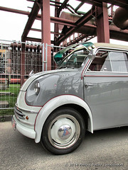 Lloyd LT 600 - Essen Zeche Zollverein_0719_2014-04-06 (linie305) Tags: bus classic cars car essen 600 lloyd oldtimer minivan carshow lt zollverein zeche kleinbus oldtimertreff carmeeting lt600