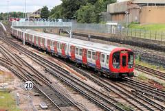 S Stock at Acton Town (bowroaduk) Tags: tube londonunderground londontransport