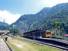 (Roubee) Tags: ricoh grd taiwan nantou train