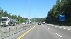 E6-18 (European Roads) Tags: e6 oslo gardermoen kvam bergen jessheim kløfta skedsmo motorvei motorway norway norge