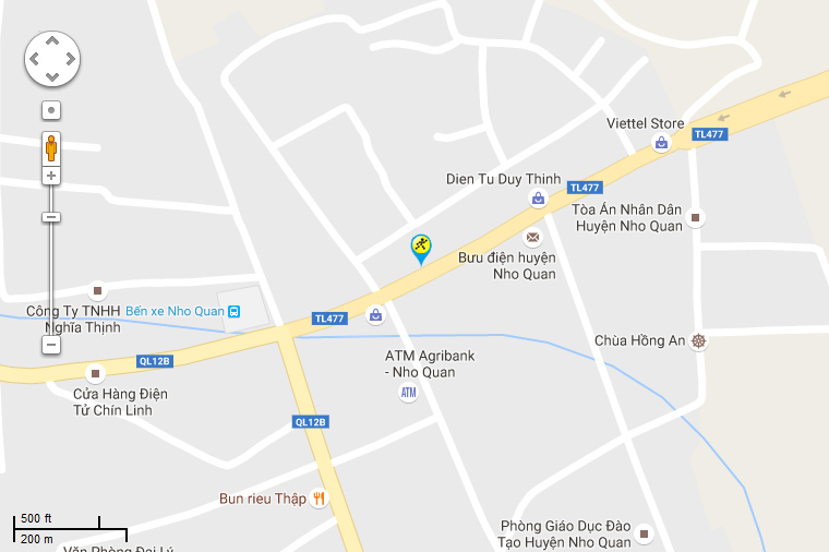 Khai trương siêu thị Điện máy XANH Nho Quan, Ninh Bình