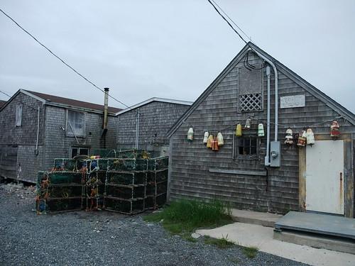 Peggy's Cove buoys