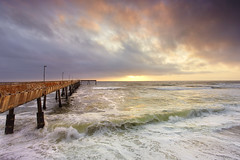 Pacifica Light #1 - Pacifica Pier, California by PatrickSmithPhotography