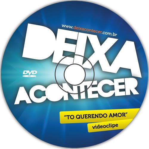 Arte DVD - Grupo Deixa Acontecer by chambe.com.br