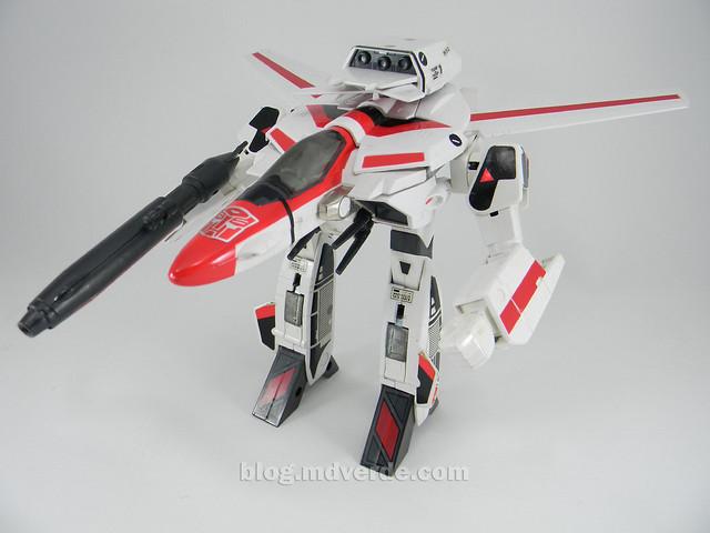 Transformers Jetfire G1 - modo gerwalk