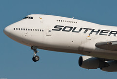 Southern Air Boeing 747-230B (F) N760SA (58147) (Thomas Becker) Tags: cn plane germany airplane geotagged nose deutschland flying airport nikon raw hessen shot frankfurt aircraft aviation air cargo southern 200 atlas boeing gps arrival d200 polar flughafen aviao soo tamron flugzeug 230 lufthansa  aereo 747 spotting fra freighter b747 299 ln 200500 fraport 742 rheinmain 9s aeroplano 200b eddf samolot 21221 aerotagged  aero:series=200 aero:man=boeing aero:model=747 110407 aero:airport=eddf aero:special=f n760sa n509mc aoka aviationphoto 151276 aero:airline=soo 230b geo:lat=50039523 geo:lon=8596970 ak4n dabyk 041276 aero:tail=n760sa