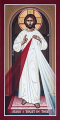 Icon of the Divine Mercy
