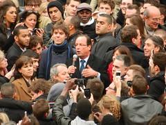 Photos visite Hollande (Dominique Levesque) Tags: cameraphone amiens 2012 picardie hollande somme socialiste présidentielles