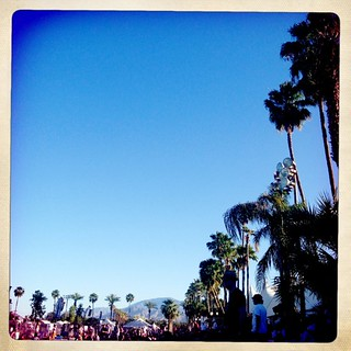 At Coachella Valley Music And Arts Festival