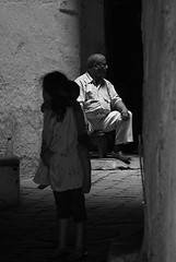 La luz de Fez (efenavarro ©) Tags: bw byn luz morocco fez marruecos fes almagrib efenavarro