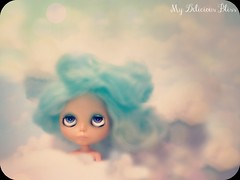 Blythe A Day 24 ~ Clouds