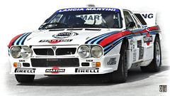 Lancia 037 Rallye EVO 2 Corsa Group B 1982 - Deopito (A) Racecar-Trophy Copyright 2014 Бернхард Эггер Bernhard Egger :: eu-moto images | in touch with our passion 5931