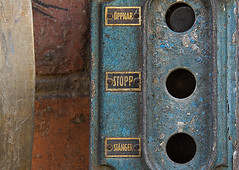 Open-Stop-Close (kaffealskare) Tags: open close stop bolinderstrand bolinders oldcontraption bolindersmekaniskaverkstad gammalmanick