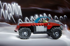 Spektor W2 (Peteris Sprogis) Tags: road lightpainting scale car design model nikon lego 4x4 creative style ps off coupe conceptcar 2014 lightdrawing legocar cardesign peterissprogis latlug pterissprois