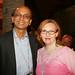Johanna and Raj Deshpande BK