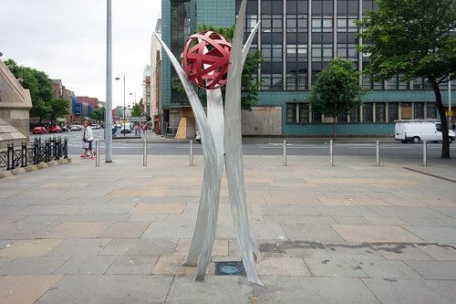 EXAMPLE OF PUBLIC ART IN BELFAST