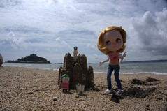 Blythe a Day 31 May 2014 - Beach / St. Michael's Mount