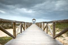 Pasarela (F. Vargas) Tags: naturaleza nature flickr playa natura pasarela fp barbate destrada playadecaillosopajares