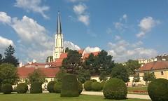 Nice day in Wien