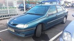1995 Renault Laguna 1.8 RT Mk1 (micrak10) Tags: renault laguna rt