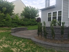 after (9) (The Sharper Cut Landscapes) Tags: belgardhardscapes backyard landscapedesign landscaping landscapecompany landscapelighting patio pavers plantings seatwall steps retainingwall thesharpercutlandscapes thesharpercut