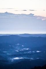 First Light (Konrad Kasperski) Tags: mtwarning nsw national park australia nature hiking walking trek sunrise