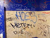 Women's Room, Dresden-style (Anything for thee Shot) Tags: portland graffiti everyone meter hoes ask oye bathroomtags syqe