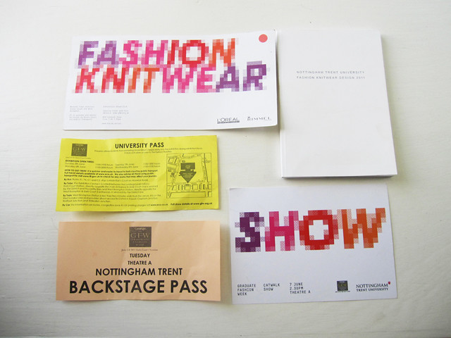 graduate fashion week tickets