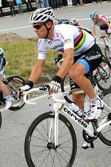 Thor Hushovd - Tour de Suisse, stage 3 (Team Garmin-Sharp) Tags: switzerland suisse grindelwald garmin tds 2011 hushovd