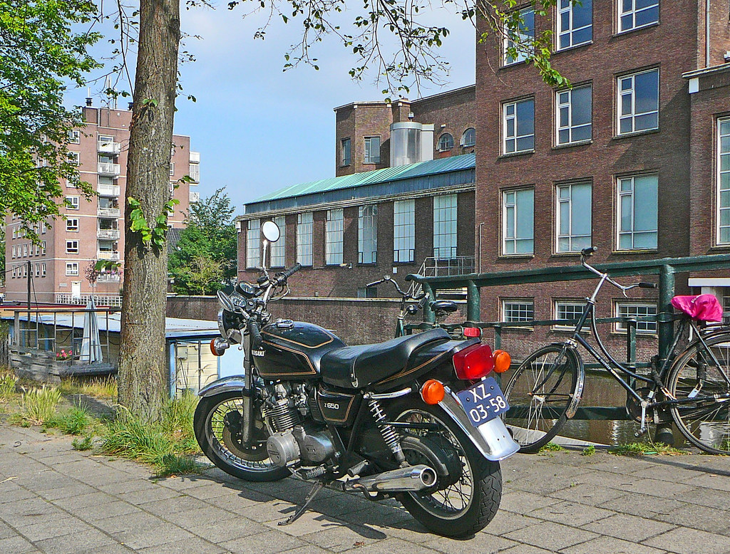 The World's Best Photos of kawasakiz650 and z650 - Flickr